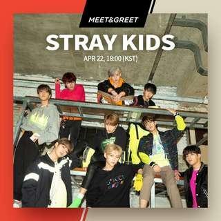 [ SG GO ] stray kids mwave signed clé 1 : miroh normal edition album