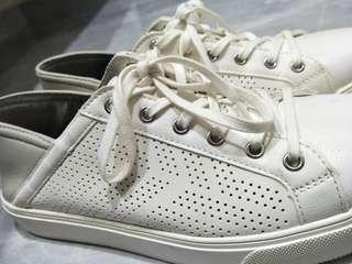 Aldo White Sneakers