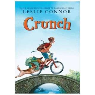 [Brand New - Paperback] Crunch By: Leslie Connor