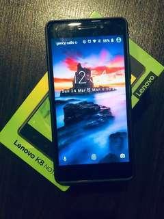 🚚 Lenovo K8 Note 4+ 64GB