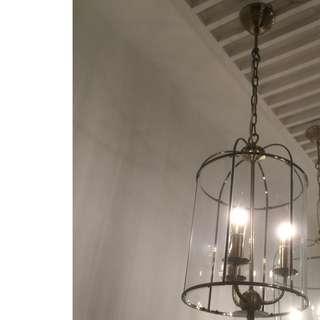 new hanging Lights