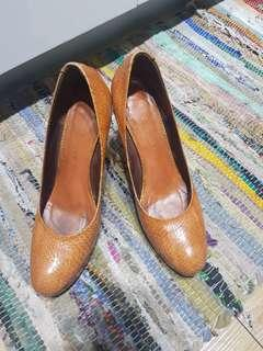 Janilyn Leather Shoes (free shipping)