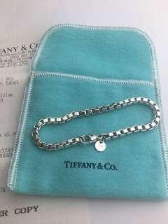 🚚 真品Tiffany&co 威尼斯手鍊 9成新