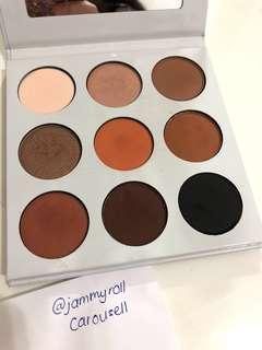Auth Kylie Bronze Eyeshadow Palette