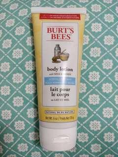 Burt's Bees Body Lotion with Milk and Honey