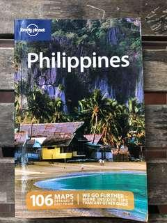 🚚 Lonely planet - Philippines