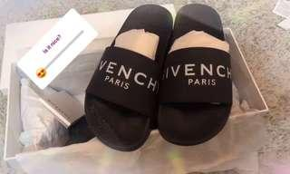 Givenchy slide women original come with box good condition just worn twice only US5 for more photo can msg me 😬