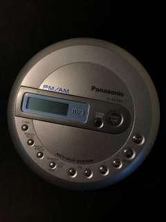Panasonic CD Walkman SL-SV550