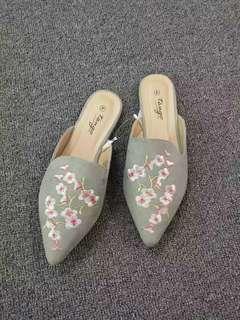 休閒尖頭女鞋