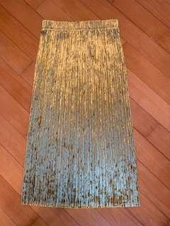 GU pleated skirt 壓褶裙