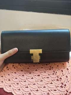 Tory Burch Juliette Clutch BNWT - Black
