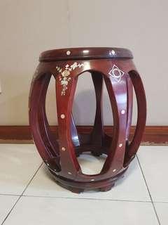 🚚 Antique vintage stool X 3