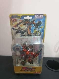 Transformers Galaxy Force GD-13 Rumble