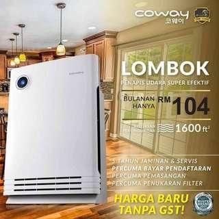 Lombok air purifier