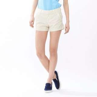 UNIQLO WOMEN Chino Stripe Micro Shorts