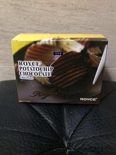 Price down⬇️Royce potato chip chocolate全新