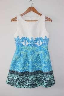 Damask dress