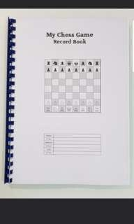 100 Chess Games, Record Book