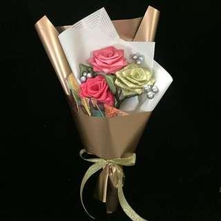 🚚 Graduation Flower Bouquet