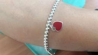 925純銀愛心手鍊 💕類似款手鍊❣️物超所值
