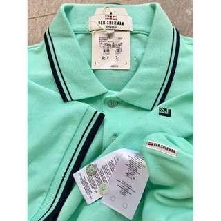 Ben Sherman Romford Polo Shirt - Bright Mint
