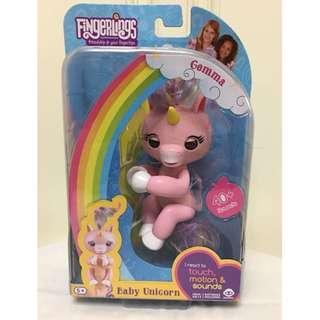 Fingerlings Baby Unicorn 33% off