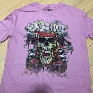 Guns n' Roses Band Tee