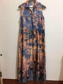 Mooris全新長洋裝