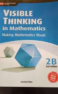 Free 2A with purchased New Pri 2B visible thinking Maths