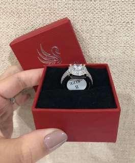 Cincin SWAROVSKI DIAMOND