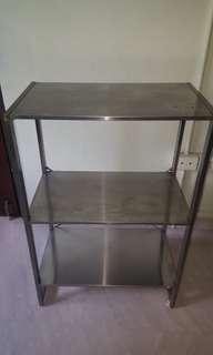 Small Stainless Steel Kitchen Table