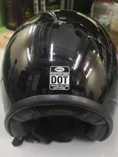 Bell 500 custom helmet (used) size XL
