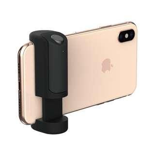 🚚 ShutterGrip™ 掌握街拍 藍芽手持拍照器 消光黑 (獨家加贈收納袋)