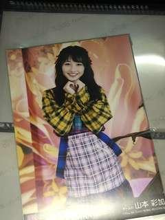 AKB48 55th No Way Man 山本彩加(NMB48)