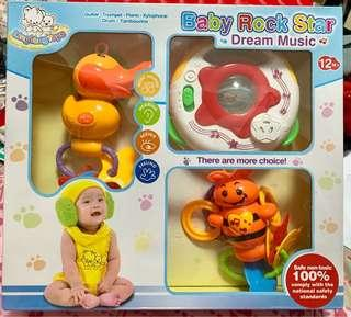 🚚 Baby Rock Star Toys