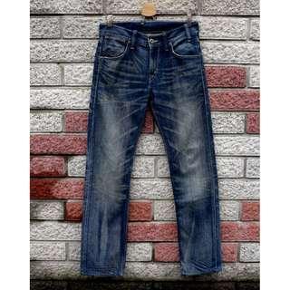 🚚 Levis 504 二手牛仔褲- 正品 日版-(LEVIS 00504-0219)-W31 L34