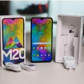 Samsung M20 New 2019 Bisa kredit Proses mudah tanpa CC