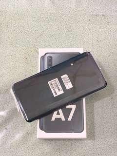 SAMSUNG A7 2019 BLACK