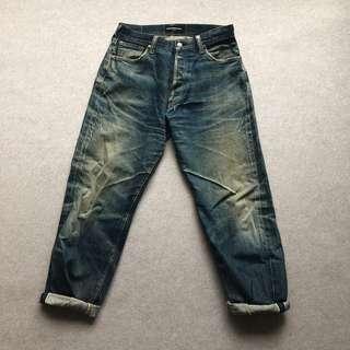 Evis Labor Jeans Q501