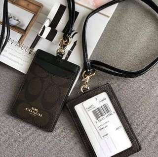 1caef1e9 coach lanyard | Event Tickets | Carousell Philippines