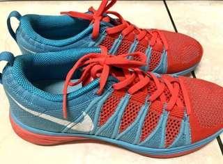 🚚 Nike 編織慢跑鞋,us7.5,24.5cm