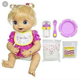 Looking for 2006 Baby alive doll