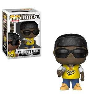 Funko Pop! Rocks #78: Notorious B.I.G. in Jersey