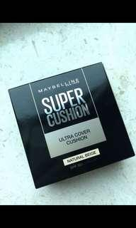 Maybelline super cushion Natural Beige bb