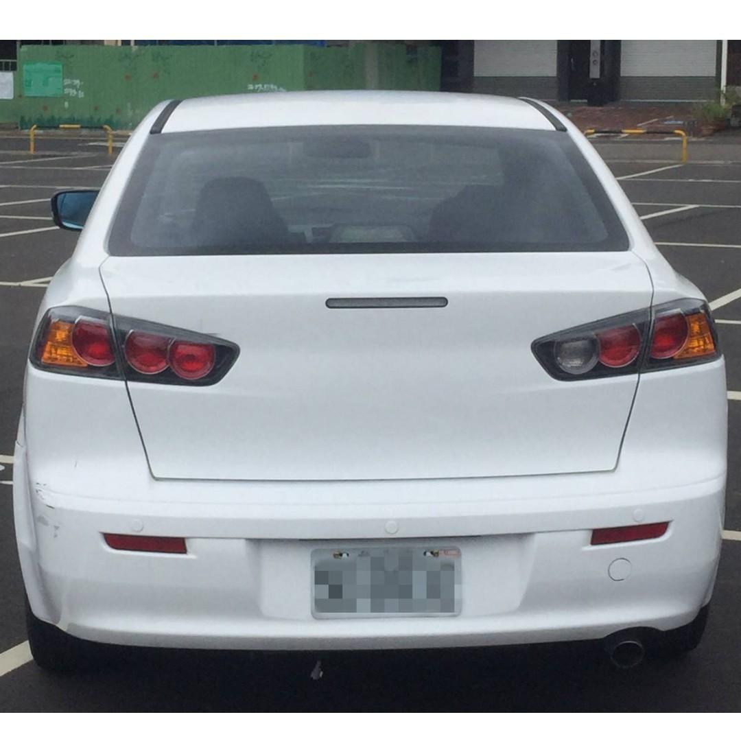 2012年 Mitsubishi Lancer iO 2.0