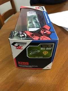 Gundam KMB bus model