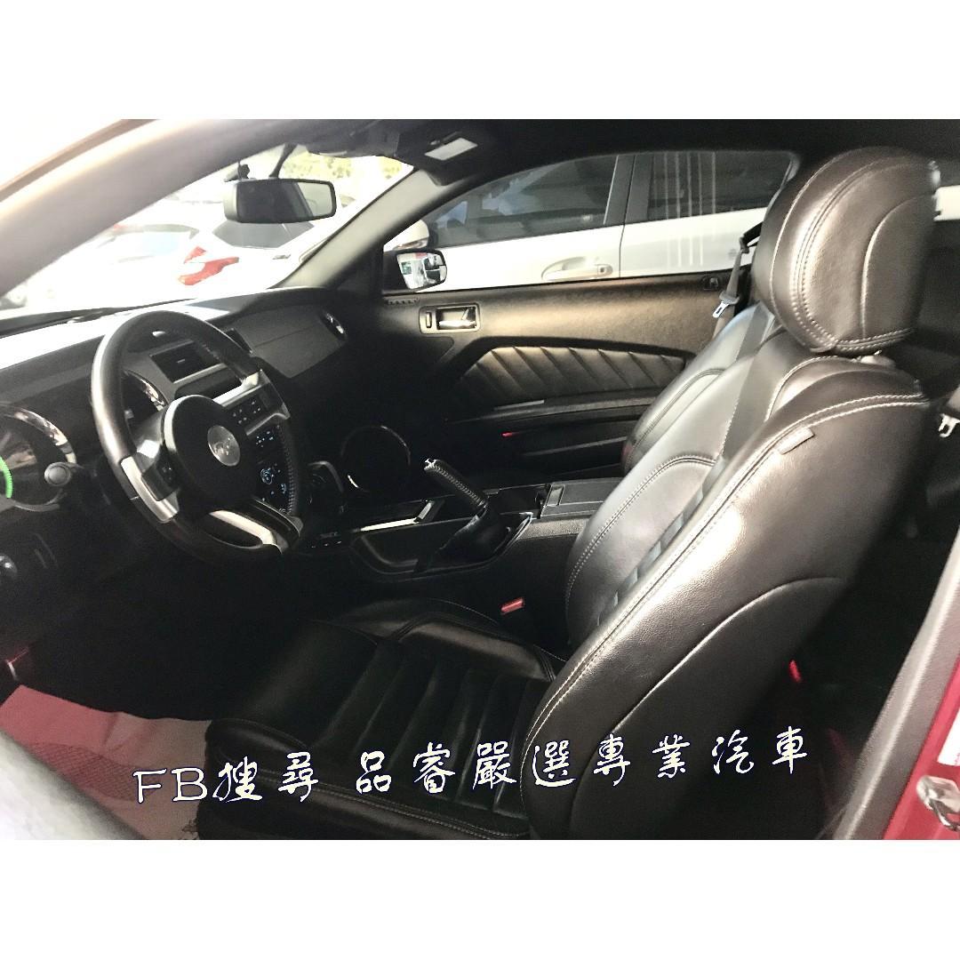 2013 Ford Mustang 3.7 V6 野馬