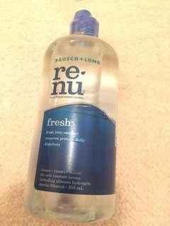 renu Contact Lenses Solution