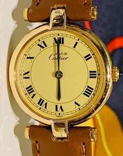 100%real Cartier must watch sv925