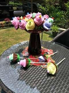 🚚 Handmade towel flower ( mini)